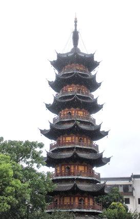 shanghai_longhua temple_1