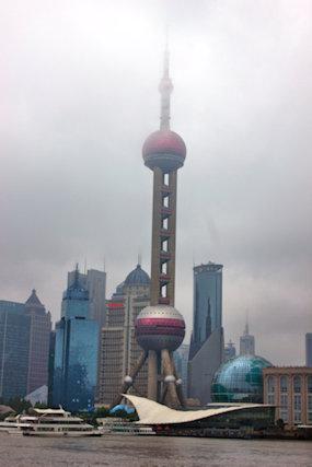 shanghai_oriental pearl tower