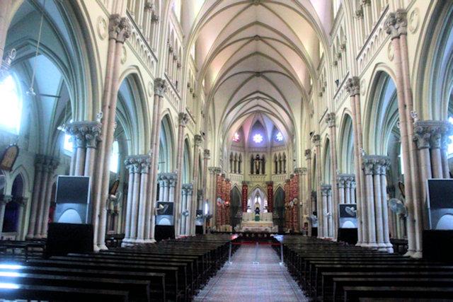shanghai_xujiahui cathedral
