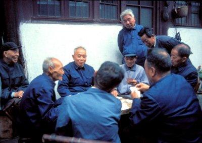 shanghai_yuyuan garden_card-players