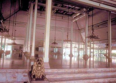 solo_mangkunegaran kraton_pendopo_interior