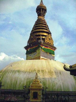 swayambhunath_main stupa