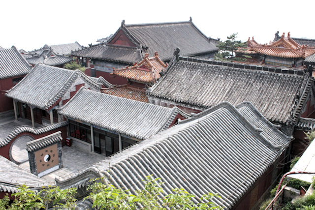tai shan_qingdi palace