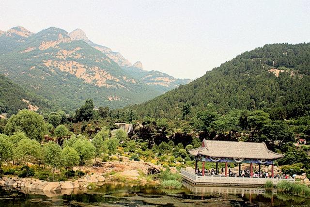 tai shan_tiger mountain reservoir
