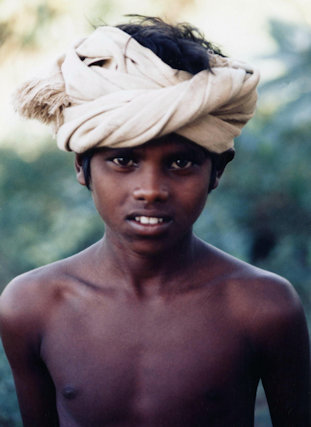 tamil nadu_south indian boy