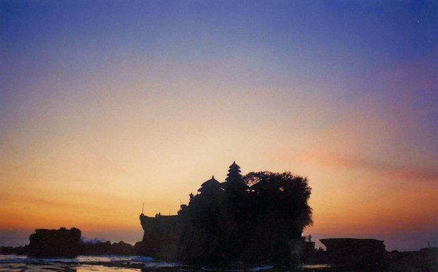 tanah lot_sunset