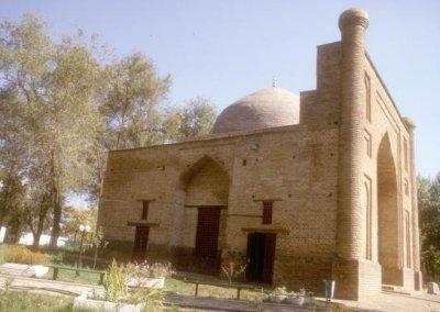 taraz_mausoleum of aulie-ata