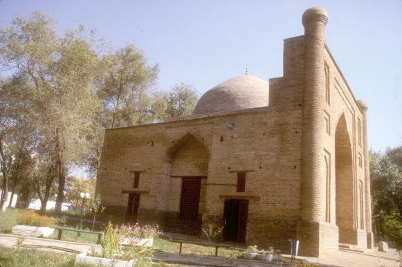 taraz_mausoleum of aulie-ata