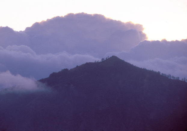tengger massif_mountain scene