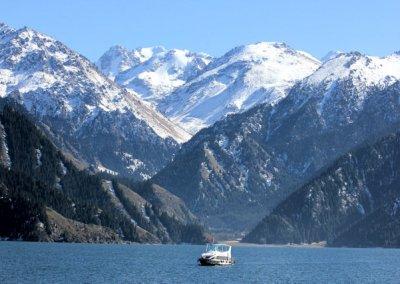 tianchi lake_vista