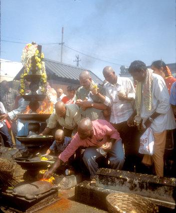 tirupati_sri venkateshvara temple_hindu devotees