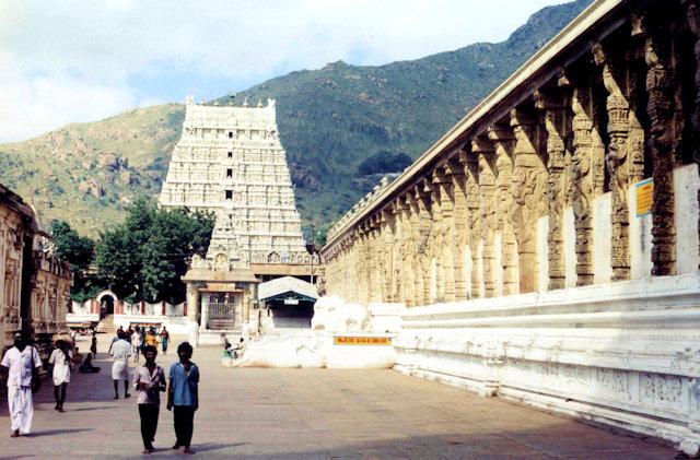 tiruvannamalai_arunachaleshvara temple