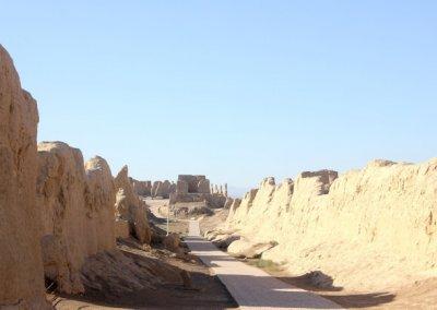 turfan_jiaohe ancient city