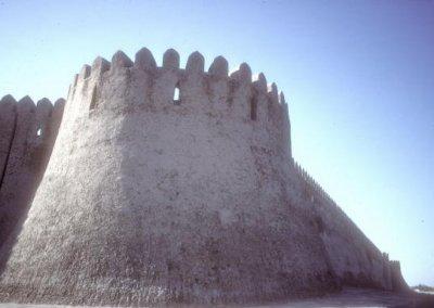 turkestan_city wall