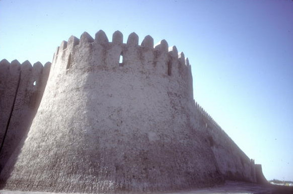 turkestan_city wall