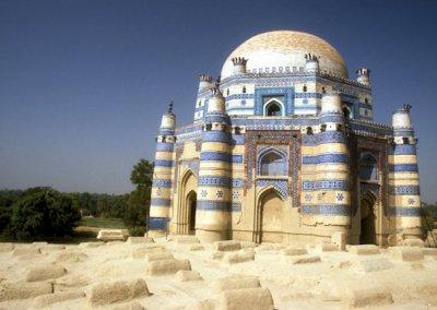 uchh sharif_tomb of bibi jaiwindi