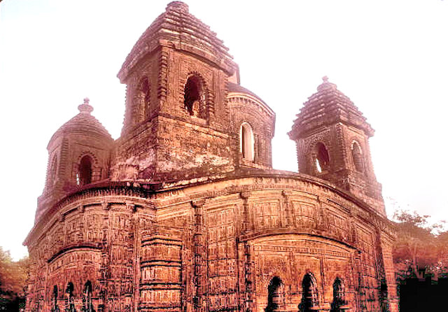 vishnupur_shyama raya temple
