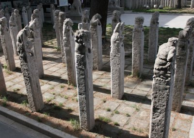 xian_forest of stelae