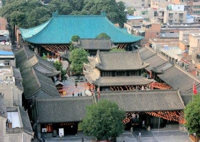 xian_town god temple_1