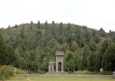 xianyang_maoling tomb