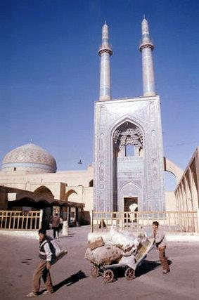 yazd_jami masjid