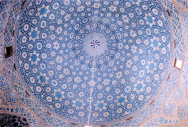 yazd_jami masjid_dome