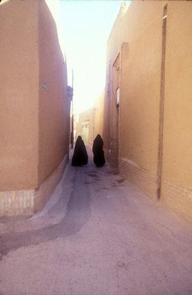 yazd_street scene