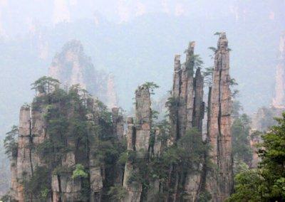 zhangjiajie_tianzi shan_2