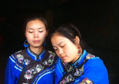 zhangjiajie_tujia women
