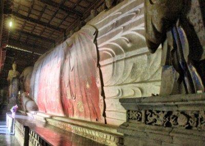 zhangye_dafo si (great buddha temple)
