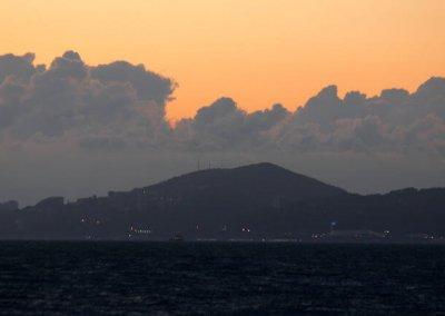 adler_black sea sunset