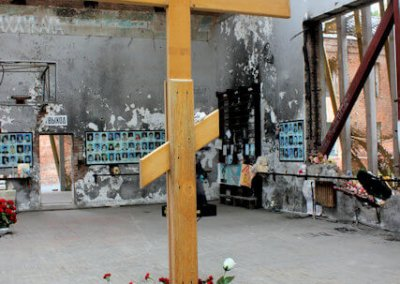beslan_comintern street sno_gymnasium and memorial
