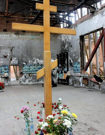 beslan_comintern street sno_gymnasium and memorial