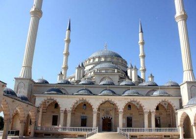 grozny_akhmad kadyrov mosque