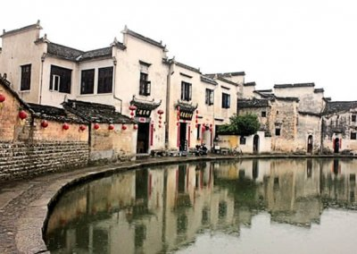 hongcun_moon pond_1
