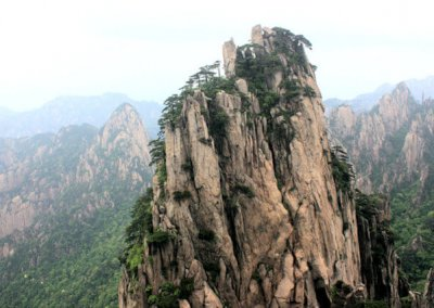 huangshan_begin to believe peak_1