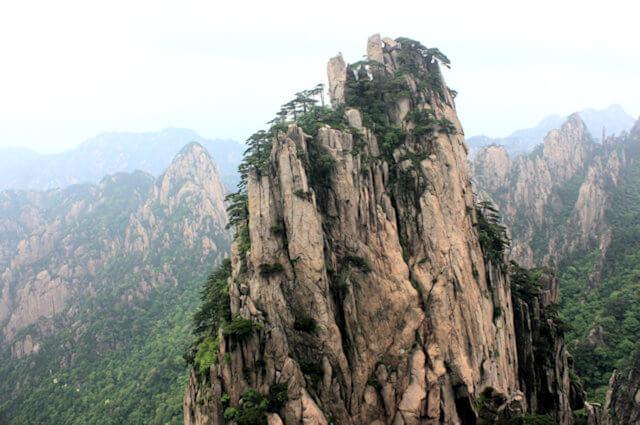 huangshan_begin to believe peak_1
