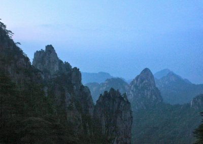 huangshan_begin to believe peak_5