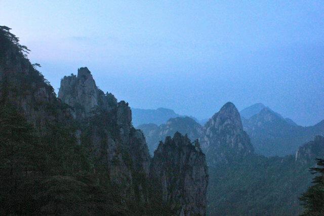 huangshan_begin to believe peak_5