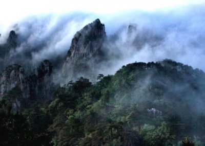 huangshan_sea of clouds (at big valley of xihai)_1