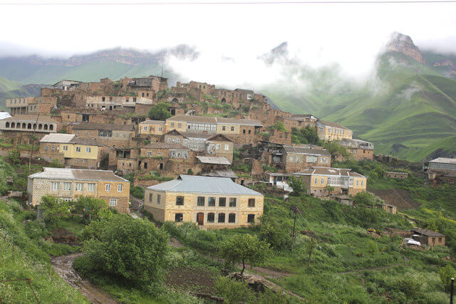 kubachi_village view