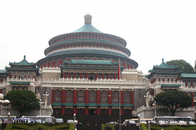 chongqing_great hall of the people