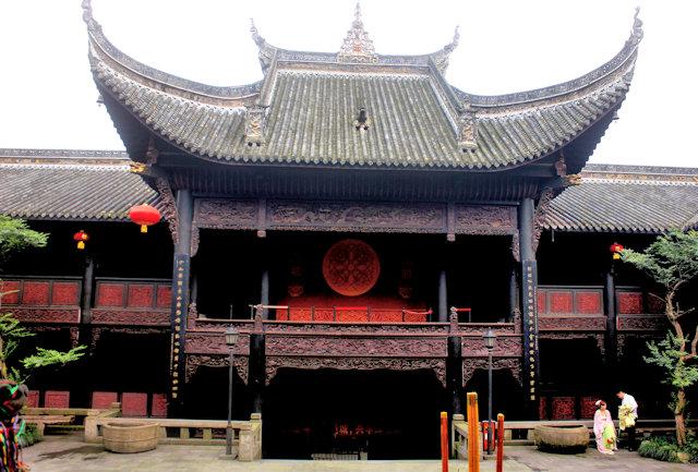 chongqing_huguang guild hall
