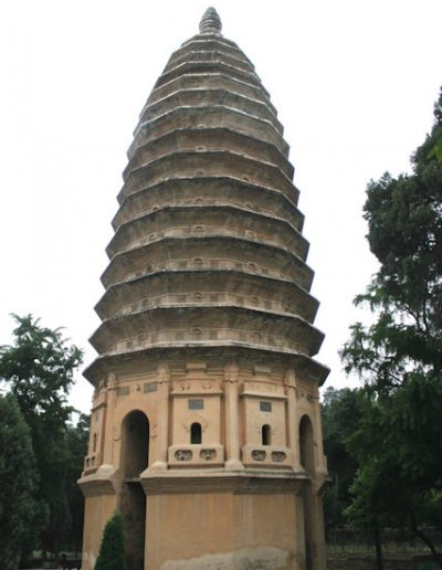 dengfeng_songyue pagoda