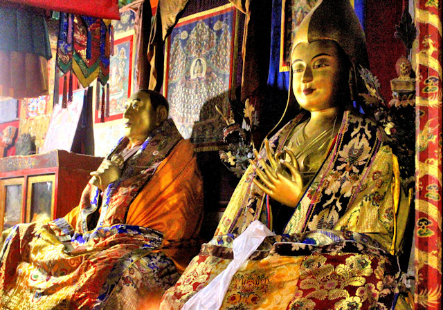 huangzhong_ta'er monastery