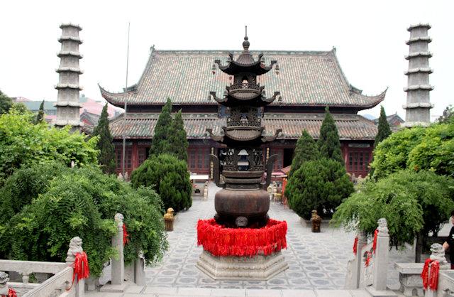 kaifeng_daxiangguo temple