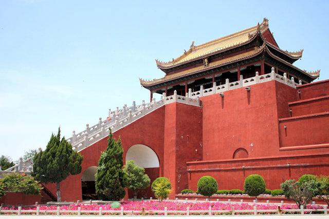 kaifeng_dragon pavilion