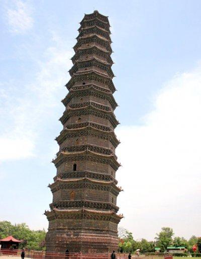 kaifeng_iron pagoda