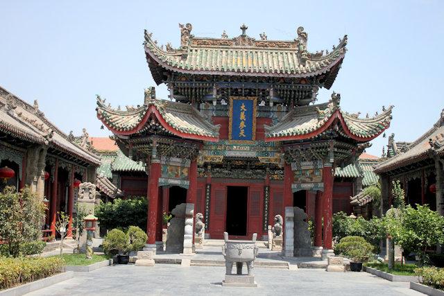 kaifeng_shanshaan guild hall