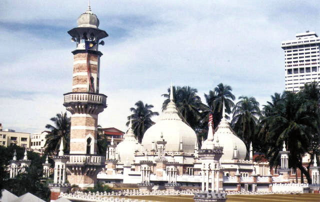 kuala lumpur_jami masjid